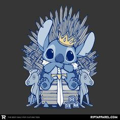 Der Thron - Lilo und Stitch T-Shirt, Cute Disney Drawings, Cute Animal Drawings, Cute Drawings, Drawing Faces, Disney Phone Wallpaper, Cartoon Wallpaper, Dessin Game Of Thrones, Lilo Und Stitch, Lilo And Stitch Tattoo