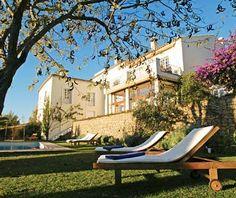Hotel la Fuente de la Higuera, Andalusia spain