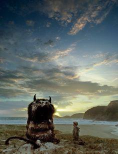 [Cine] - Donde viven los monstruos - Aventuras, fantasía - Taringa!