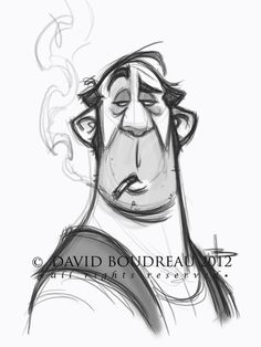 David Boudreau ✤ || CHARACTER DESIGN REFERENCES | キャラクターデザイン • Find more at https://www.facebook.com/CharacterDesignReferences if you're looking for: #lineart #art #character #design #illustration #expressions #best #animation #drawing #archive #library #reference #anatomy #traditional #sketch #development #artist #pose #settei #gestures #how #to #tutorial #comics #conceptart #modelsheet #cartoon #male #man #men #face || ✤