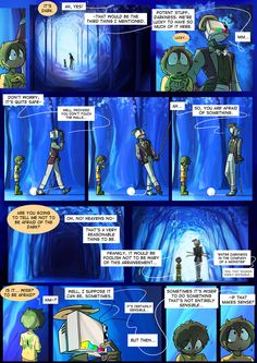 The Property of Hate :: Comics - Triple-Threat: Page 168