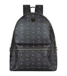 bc79e6da1505 MCM Medium Stark Backpack Backpack Outfit