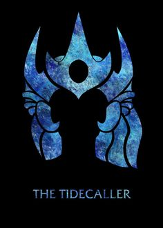 "League Of Legends Character Silhouettes Nami The Tidecaller #Displate artwork by artist ""Ryan Harrell"". Part of a 21-piece set featuring character silhouettes from the hugely popular League Of Legends video game. £35 / $50 (Medium), £71 / $100 (Large), £118 / $168 (XL) #LOL #LeagueOfLegends #MMO #MMORPG #MOBA #Nami"