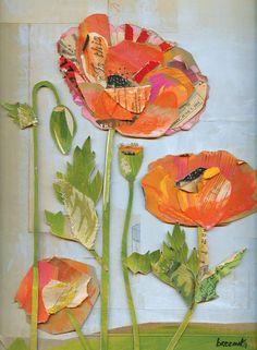 """Wayne Brezinka's """"Poppies"""""""