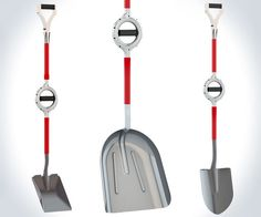 The Ergonomic Shovel by Bosse Tools