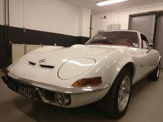 For sale - Opel GT 1900