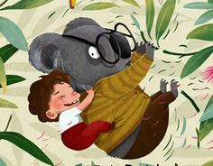 One of my favorite illustrators, Emilia Dziubak
