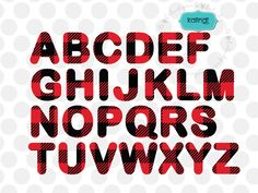 Monogram Alphabet, Circle Monogram, Christmas Fonts, Christmas Holidays, File Sharing Website, Letter Symbols, Welcome Gifts, Business Pages, Plaid Pattern