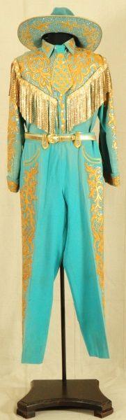 Cowgirl Nudie Suit