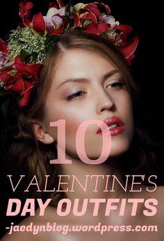 10 Valentine's Day Outfits! | Jaedyn