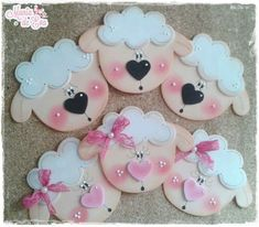 Felt Crafts Diy, Foam Crafts, Easter Crafts, Crafts For Kids, Aid Adha, Carnival Crafts, Easter Paintings, Cute Sheep, Sunday School Crafts