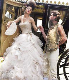 Ian Stuart 2011 bridal collection