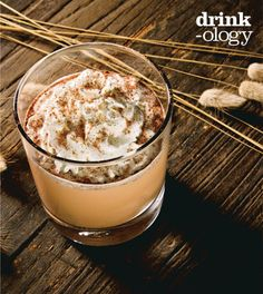 Pumpkin Spice Coctail  http://www.lipulse.com/dining-nightlife/article/pumpkin-spice-cocktail/