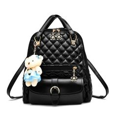 X-Online 042417 new hot sweet lady small travel backpack girl school bag