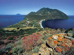 Aeolian island of Filicudi