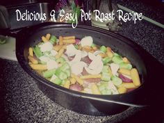 Delicious & Easy Pot Roast Recipe