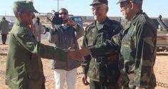 El Confidencial Saharaui. | Noticias del Sáhara Occidental.: Ministro de defensa saharaui: no aceptamos la MINU...