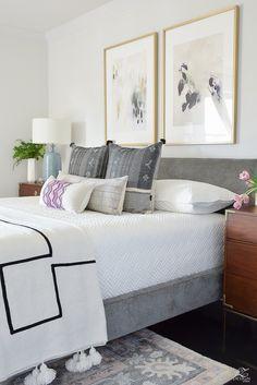 One Room Challenge – Master Bedroom Reveal