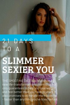 21 Day Smoothie Diet For Rapid Weight Loss, Increased Energy And Improved Health. The Deliciously Easy Way To Lose Weight And Get Healthy. Keeping Healthy, Get Healthy, Healthy Life, Detox Program, Love Handles, Healthy Women, Energy Level, Smoothie Diet, How To Increase Energy