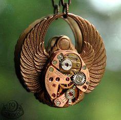 AEON-RA Steampunk Necklace