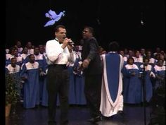 It Wasn't The Nails - Mississippi Mass Choir  It wasn't the Nails that kept Jesus on that Cross at Calvary....It was L~O~V~E