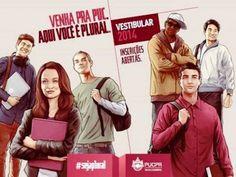 campanha vestibular 2013 - Pesquisa Google