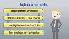 """""""Englisch für Anfänger - schneller Englisch lernen als mit normalen Lernmethoden"""""""