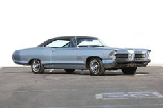 1965 Pontiac Catalina 2+2..Re-pin brought to you by agents of #carinsurance at #houseofinsurance in Eugene, Oregon