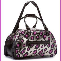 Betsy Johnson bag. So cute!!