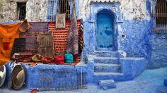 chefchaouen ville bleue du maroc 7   Chefchaouen ville bleue du Maroc   ville photo maroc image Chefchaouen bleu