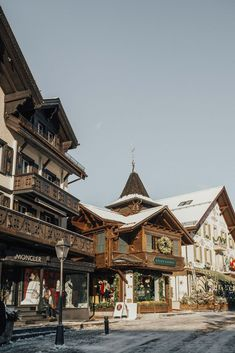 Gstaad Switzerland | If you're planning on visiting Switzerland in the winter, check out my Gstaad travel guide where you can find out things to do in Gstaad, hotel and restaurant recommendations, and Switzerland photography | #Switzerland #SwitzerlandWinter #SwitzerlandTravel