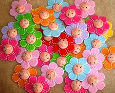 Cheerful flowers (modeling). Discussion on LiveInternet - Russian Service Online Diaries