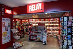 Travaux TCE Relay, rénovation point de vente | Groupe Lindera