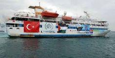 the tragedy of the ship mavimarmara in Zionist groups interceptors