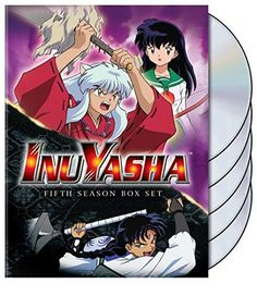 Moneca Stori & Richard Ian Cox - Inuyasha Season 5 Repackage
