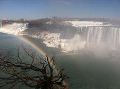 Niagara Falls, Ontario, Canada. -TRAVEL
