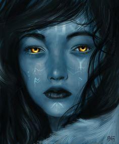 ☆ Awakening Spirits :¦: Artist Lisa Falzon ☆