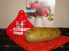 Amazing Microwave Potato Bag! Sewing instructions.  Baked potatoes cooked in microwave just like in the oven