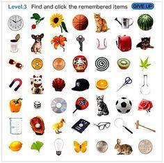 memorychecker,joc per treballar l memoria visual. Short Term Memory, Visual Memory, Brain Gym, Educational Games For Kids, Executive Functioning, Right Brain, Cool Pictures, Memories, Teaching