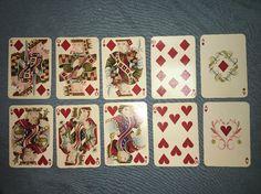 Cassandre For Hermes 1948 Playing Cards   eBay