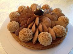 Saint-Honoré au chocolat