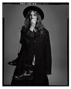 Credit: Mark Seliger/ Beetles + Huxley Patti Smith, New York City, 2007Shot for Rolling Stone magazine