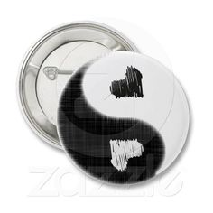 lovedesign pinback button  This beautiful symbol could be yours...  All products with this design you can find here:  http://www.zazzle.com/ann_geldesign/gifts?gp=105397276688103413