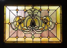 stained glass american   Found on antiqueamericanstainedglasswindows.com