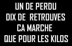 Quotes for Fun QUOTATION - Image : As the quote says - Description C'est tellement vrai ! Words Quotes, Love Quotes, Funny Quotes, Sayings, Quote Citation, Lol, French Quotes, Some Words, Laugh Out Loud