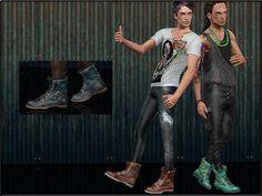 sims4 shoes - ค้นหาด้วย Google