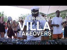 ▶ Carl Cox Boiler Room Ibiza Villa Takeovers DJ Set