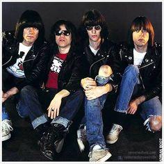 The Ramones!!!!!!!!!!!!!!