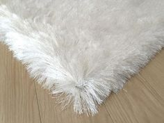 clean white shag rug White Shag Area Rug, White Rugs, Plush Area Rugs, Shaggy, Large White, Cool Rugs, Furniture Decor, Colorful Rugs, Indoor