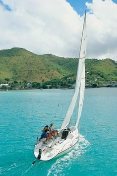 Caribbean Sailing